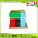 New-style Educational Wooden Blocks For Kids Toy Magic Cube                                                                         Quality Choice