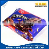 Custom Printing Aluminum Foil Bag forIce Cream Wrapper Packaging/ Leisure Snack Food Packaging Plastic Roll Film