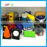 Custom design PU Foam Road Signs Traffic Symbols Stress Soft Ball