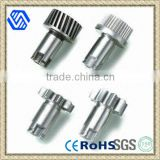 Sintered Transmission Gearing Motor Shaft/Automobile Parts/Powder Metallurgy with High Strength