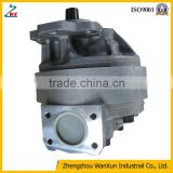 china factory cost price D575A-3 spare part hydraulic high pressure gear pump 705-21-46020