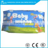 Skin Care Use and Spunlace Material baby wet wipes