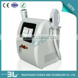 Wrinkle Removal Portable E Light Beauty Bikini Hair Removal Euipment IPL + RF Salon Equipment Vascular Lesions Removal