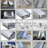 customizable aluminum profile for led display / kitchen cabinet,industrial aluminum profile LED bar