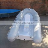 3.8M pvc material RIB boat,inflatable boat