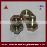 Bicycle Nuts Bolts Type Of Hexagon Head Made In China Mainland Screw Factory