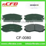 High Quality A-312WK Brake Pad - Mitsubishi Colt,Eclips,Galant,Lancer,Mirace,Space