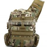 Hunting camoflage rucksacks camo shoulder bag military backpack