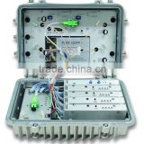 EOC master GDOU8040 multifunction flexible optical node with eoc master ONU and optical receiver module