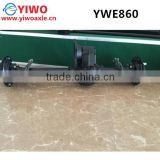 electric spare parts axles Electric Brake Assist Systems with size adjustable
