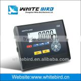 Weight indicator,I30, RS232C ABS housing, High backlight display, with an adapter, 6000 divisions