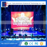lower power consumption indoor High Brightness full color P3 stage background led display big screen
