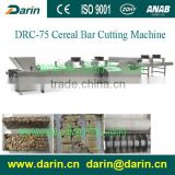 China Fruit Nuts Bar Cutting Machine/cereal Bar Production Line/fruits Bar Cutting Machinery