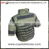 full protection military bullet proof life vest