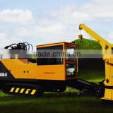 High quality horizontal directional rotary drilling machine water well drilling rig with 600 meters woking length 194 kw power