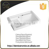 Dennis A2019 Ceramic Laundry Sink With Wash Board