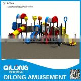 2014 Hot Sale ,Factory Price ,Outdoor Playground Manufacturer Sailing Boat Series LE-FF007