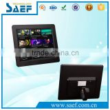 10.4 inch led light digital photo frame lcd display retail store lcd advertising display