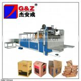 Manual Gluing Machine for Box Making