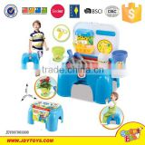 New mother garden toy with chair play kitchen set toy for baby shantou toy