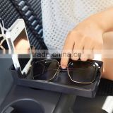 New Black Car Organizer Car Storage Automotive Box trash catc holder For Tools Mobile Phone sun glasses travel kit