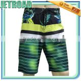 New Style 4 ways stretch 3D Sublimation Printing Men Board shorts Beach shorts Casual wear