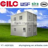 Two floors easy-install Modular Container House for office, factory, workshop, dormitory etc.