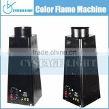 Stage Effect Flame Projector DMX Fire Machine Colorful Fire-breathing Machine