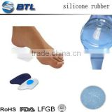 RTV2 liquid silicone rubber for shoe mould                                                                                                         Supplier's Choice