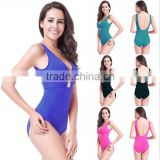 Sexy Women One Piece Swimwear Swimsuit Bathing Jumpsuit Push Up Padded Bikini                                                                         Quality Choice