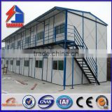 Prefab house modular house new design for office/apartment/school/camp/villasteel structure