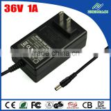 Plug In Connection KC Adapter 36V 1A Power Supply For Xbox 360