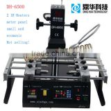 Mobile phone bga rework station DH-6500 IR(infrared) heating for repairing pcb board chips