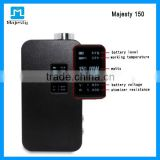 Authrity mod majesty 150 mod box temperature control mod for 0.1-5.0ohm resistance atomizer