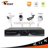 16 ch 720p dvr support AHD,TVI,Analog,IP camera onvif p2p plug and play h 264 dvr                                                                         Quality Choice
