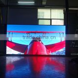 Big size full color modular led tv panel for advertising and can be under ios control system