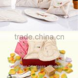 Sanitary Cotton Pad_Lace Cotton Menstrual Pads