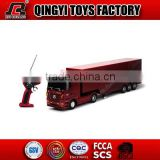 HOT!! Trucks Toys1:32 Mercedes-Benz licensed 6 CH RC dump truck for sale from shantou chenghai factory
