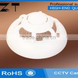 New HD P2P WIFI smoke detector camera ,UFO digital wireless IP smoke detector camera ,home security wifi smoke camera