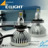 EK LIGHT Smart System High lumens Led Headlight 35W H9 H11 Car H8 Led Headlight Bulbs H/L h7 led light headlight