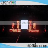 Light Weight backdrop Design P6 Indoor Stage LED Video Wall For Concert