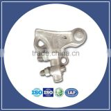 Wholesale Aluminium Alloy Bolt Type Strain Clamp for Overhead Pole Line Hardware Fitting wedge type strain clamp