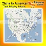 Freight forwarding services to Maryland,USA/Sea freight from Shenzhen,China to BALTIMORE