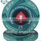 Casino Chips Poker Stars Ceramic EPT 10g