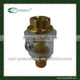 "In-Line 1/4"" Compressed Air Tool Oiler / Lubricator"
