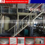gypsum decorative mixing production machinery,colour painted gypsum board making machines