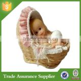 Top Design Resin Newborn Baby Souvenirs Girl Baby