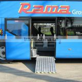 Electric Wheelchair Ramp for City Bus / Bus Ramp