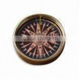 Compass,Metal compass,Brass compass,pocket compass