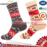 Merino Wool Hiking Warmer Thermal Men Socks